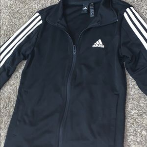 Adidas Three Stripe Jacket